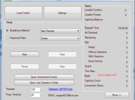 دانلود رایگان FPSN Checker By Angeal